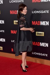 Patricia Heaton Mad Men Black & Red Ball