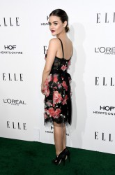 Lucy Hale - 23rd Annual ELLE Women In Hollywood Awards in LA 10/24/16