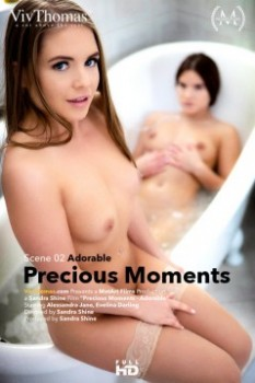 Alessandra Jane & Evelina Darling (Precious Moments Episode 2 - Adorable) (2016) 720p