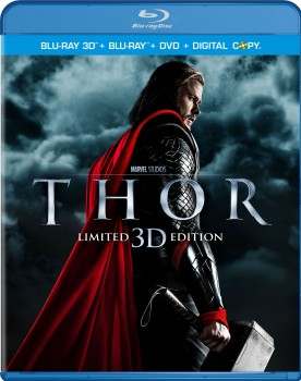 Thor - Limited Edition 3D (2011) Full Blu-Ray 3D 43Gb AVCMVC ITA GER ENG DD 5.1 ENG DTS-HD MA 7.1