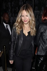 Halston Sage - At The Catch in LA 10/25/16
