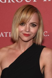 Christina Ricci - 2016 Fashion Group International Night Of Stars Gala in NYC 10/27/16