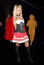 Paris Hilton - Casamigos Tequila 2016 Halloween Party in Beverly Hills 10/28/16