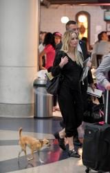 Jennifer Lawrence - At JFK Airport 10/30/16