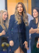 Gigi Hadid - On the Today Show in NYC 11/2/16