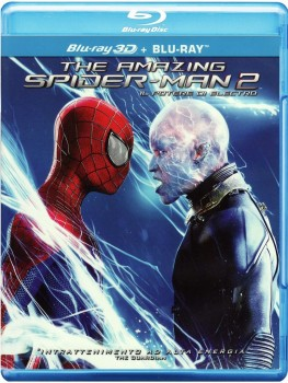 The Amazing Spider-Man 2 - Il potere di Electro 3D (2012) Full Blu-Ray 3D 37Gb AVCMVC ITA DTS-HD MA 5.1 ENG DD 5.1