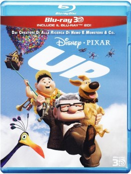 Up 3D (2009) Full Blu-Ray 3D 46Gb AVCMVC ITA DTS 5.1 ENG DTS-HD MA 5.1 MULTI