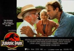 Парк Юрского периода / Jurassic Park (Сэм Нил, Джефф Голдблюм, Лора Дерн, 1993)  3d3bd6513356678