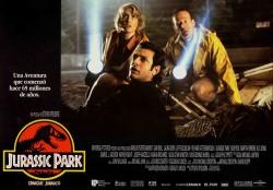 Парк Юрского периода / Jurassic Park (Сэм Нил, Джефф Голдблюм, Лора Дерн, 1993)  6a7262513356660