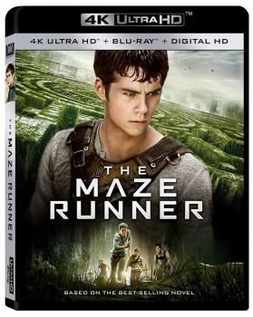 Maze Runner - Il labirinto (2014) .mkv BluRay Capture 2160p UHD 4k HEVC DTS-HD MA ENG DTS ITA AC3 ITA ENG