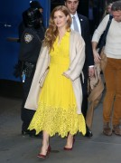 Amy Adams -                   ''Good Morning America'' New York City November 10th 2016.