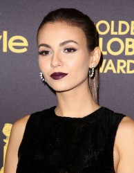 Victoria Justice - THFP Association And InStyle's Celebration Of The 2017 Golden Globe Awards in West Hollywood 11/10/16