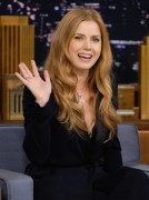 "Amy Adams -               	""Jimmy Fallon'' New York City November 10th 2016."