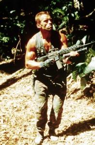 Хищник / Predator (Арнольд Шварценеггер / Arnold Schwarzenegger, 1987) Bede35514455031