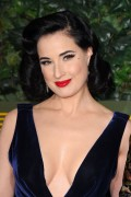 Dita Von Teese -                    London Evening Standard Theatre Awards London November 13th 2016.