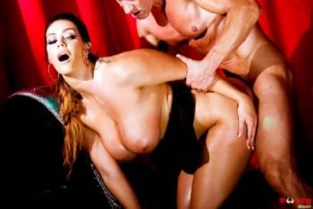 Alison Tyler - Busty Alison Tyler Fucks Backstage (2014) 720p