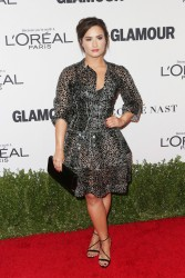 Demi Lovato - Glamour Women Of The Year 2016 Awards in LA 11/14/16