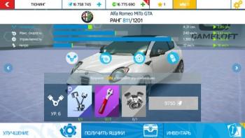 Asphalt Nitro 1.6.0g (Android) MULTI/RUS