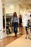 Garcelle Beauvais goes shopping in Beverly 6