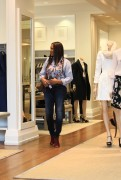 Garcelle Beauvais goes shopping in Beverly 15