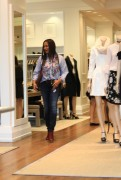 Garcelle Beauvais goes shopping in Beverly 13