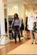 Garcelle Beauvais goes shopping in Beverly 10