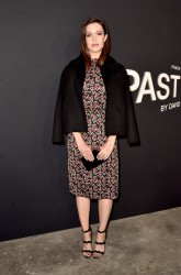 Mandy Moore - Prada 'Past Forward' by David O. Russell Premiere in LA 11/15/16