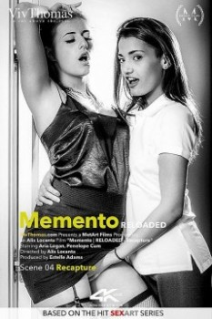 Aria Logan & Penelope Cum - Memento - Reloaded Episode 4 - Recapture (18.11.2016) 1080p