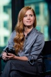 Amy Adams -                     ''Nocturnal Animals'' AOL Build Series New York City November 18th 2016.