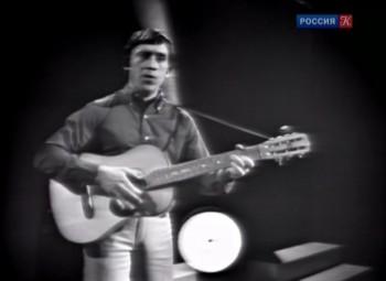 Парень с Таганки. Владимир Высоцкий (1972) IPTVRip