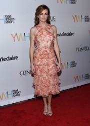 Danielle Panabaker - 1st Annual Marie Claire Young Women's Honors in Marina Del Rey 11/19/16