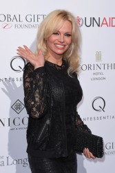 Pamela Anderson -              The Global Gift Gala London November 19th 2016.