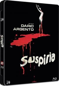 Suspiria - Uncut+DVD (1977) Full Blu-Ray 33Gb AVC ITA DD 5.1 ENG DTS-HD MA 2.0 MULTI
