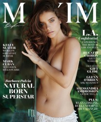 Barbara Palvin in Maxim magazine, Dec/Jan 2017 x1