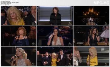 DOLLY PARTON *Tribute* 50th annual CMA Awards 2016.11.02