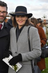 Victoria Pendleton -               60th Hennessy Gold Cup Day Newbury UK November 26th 2016.
