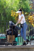 Kendall Jenner - Shopping at the Flea Market in LA 11/13/16