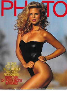 Christie Brinkley: 'Photo' Mag Cover: 1979 - HQ x 1