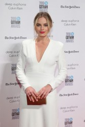 Margot Robbie - The 2016 IFP Gotham Independent Film Awards in NYC 11/28/16