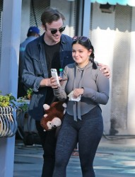 Ariel Winter - out in Los Angeles 11/29/16