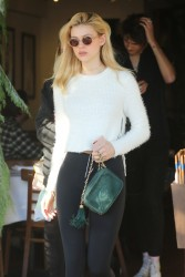 Nicola Peltz - Out for lunch in West Hollywood 11/29/16