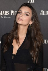 Emily Ratajkowski - Take-Two Interactive Hosts Miami Beach Kickoff Party 11/30/16