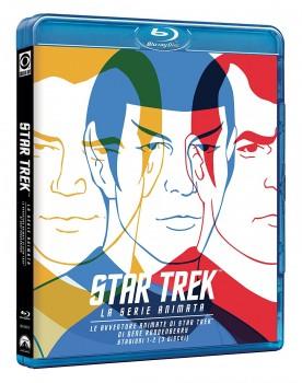 Star Trek - La serie animata - Stagioni 01-02 (1973) [3-Blu-Ray] Full Blu-Ray 114Gb AVC ITA DD 2.0 ENG DTS-HD MA 5.1 MULTI