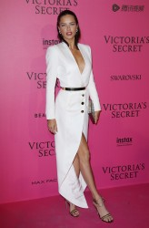 Adriana Lima - 2016 Victoria's Secret Fashion Show After Party in Paris 11/30/16