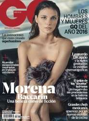 Morena Baccarin - GQ Mexico December 2016