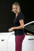 Kate Upton - At the gym in Beverly Hills 12/1/16