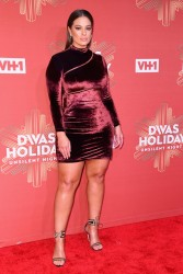 Ashley Graham - 2016 VH1's Divas Holiday: Unsilent Night event in NYC 12/2/16