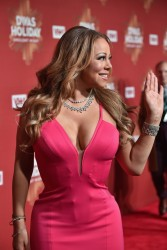 Mariah Carey - 2016 VH1's Divas Holiday: Unsilent Night event in NYC 12/2/16