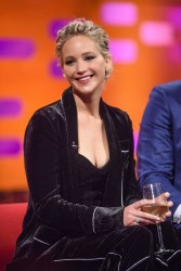 Jennifer Lawrence -                  ''The Graham Norton Show'' London December 2nd 2016.