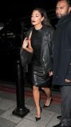Nicole Scherzinger Arrives Back At Her 2